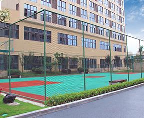 习舟学生篮球场