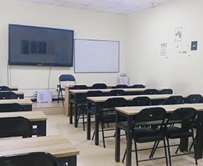 春季高考教室